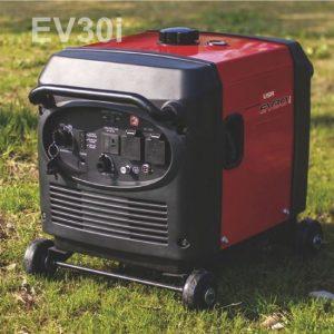 """alt=""""תמונה של גנרטור מושתק EV30i"""""""