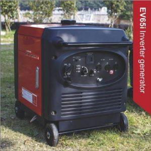 תמונה של גנרטור מושתק EV65i