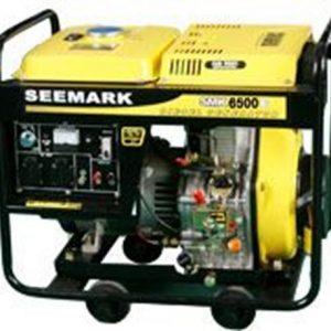 תמונה של גנרטור פתוח SDE6500E חד פאזי