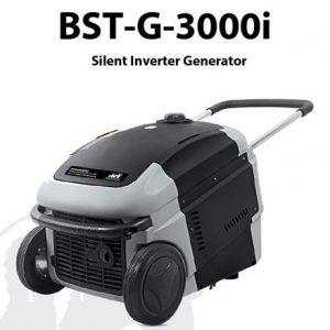 תמונה של גנרטור BSTG3000i הנעה ידנית