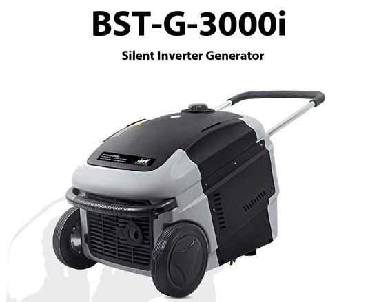 תמונה של גנרטור BST-G-3000i הנעה חשמלית