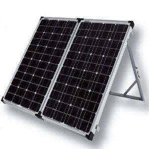 סט זוג פנאליים סולאריים 120 וואט